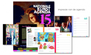 Nationale kunstagenda 2015
