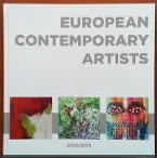 Kunstuitgave European Contemporary Artists 2014-2015